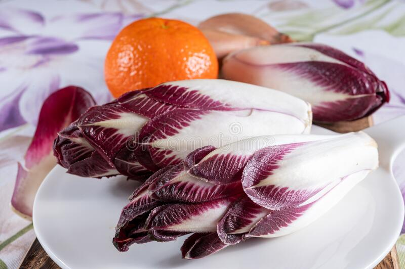 This image has an empty alt attribute; its file name is TREVISIO-RED-CHICORY-VEGETABLE-IMAGES-www.sunblestproducts.com-5.jpg